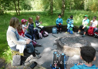2014 Projekttage Natur pur