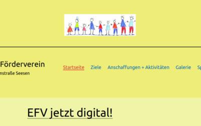 EFV jetzt digital!